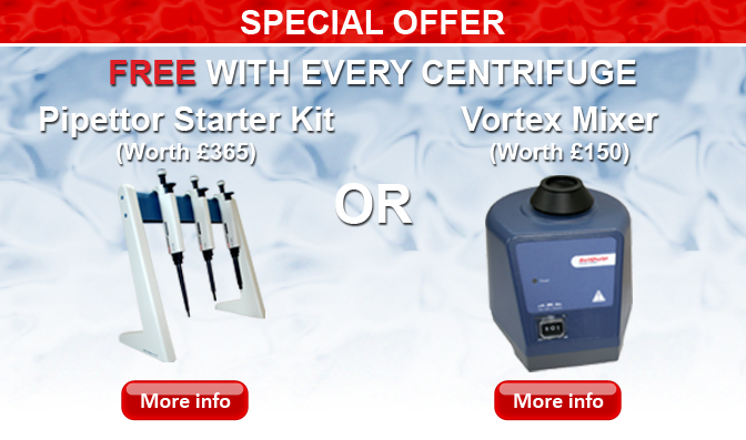 Special offer from Sciquip!