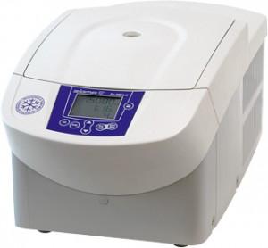 Sigma 1-16K refrigerated laboratory microfuge