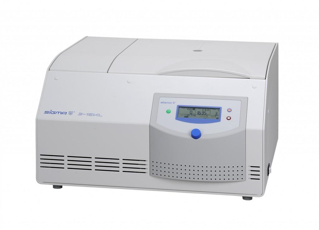 Refrigerated SIGMA 3-16K Centrifuge